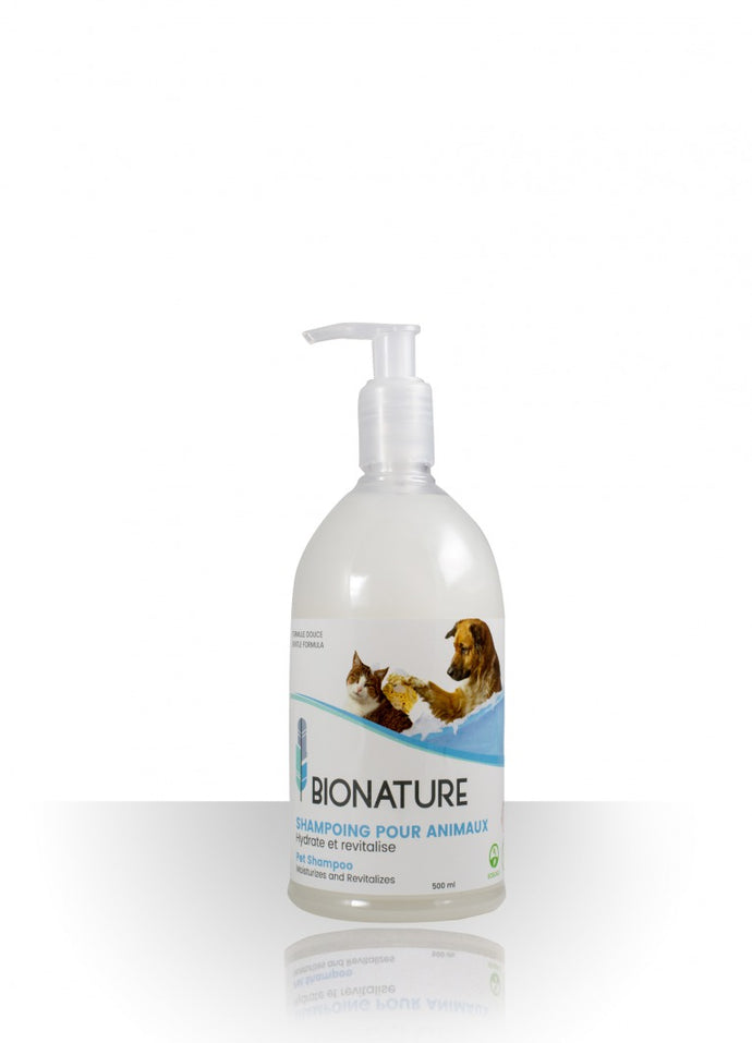 Bionature - Shampoing pour animaux