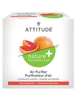 Purificateur d'air au charbon actif – Nature+ – Pamplemousse rose