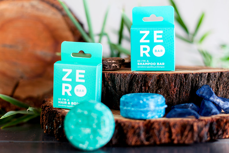 Argon Oil | Shampoo Bar | Zero Waste Bar