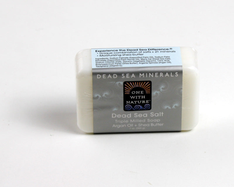 Dead Sea Salt Mineral Soap