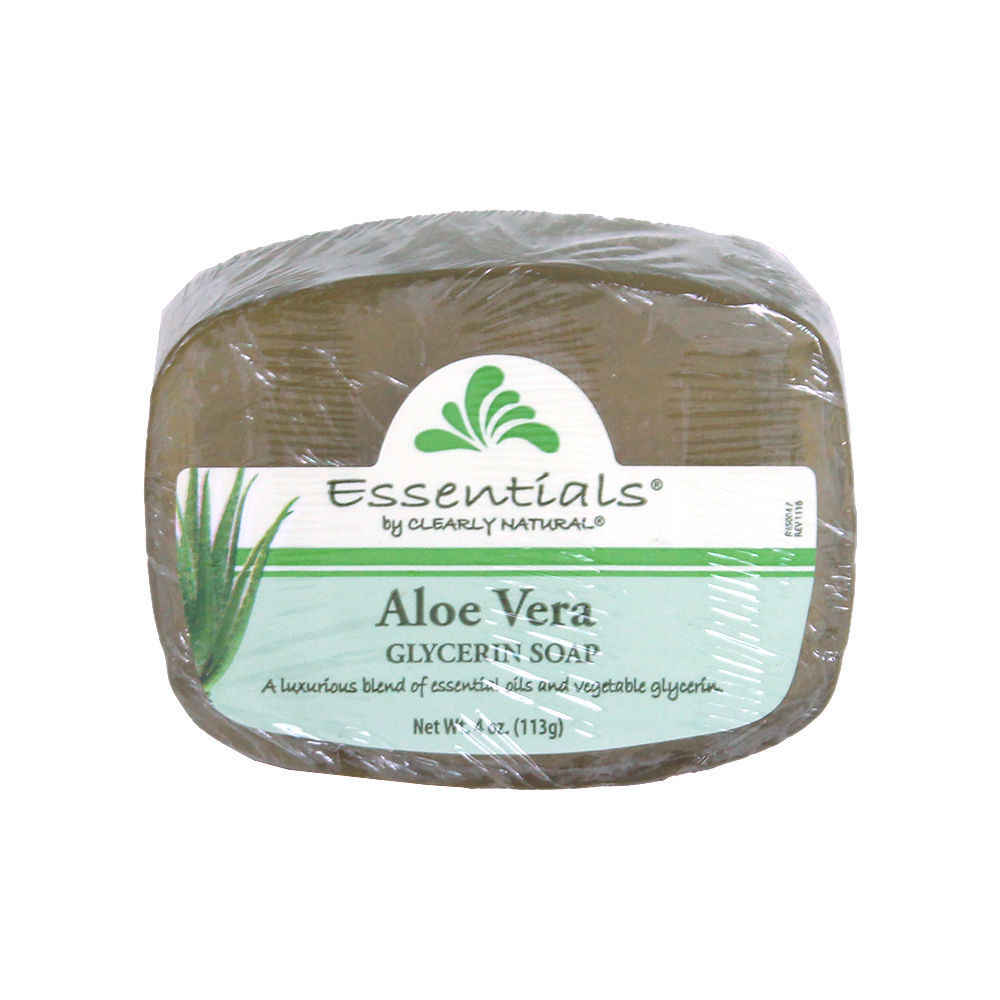 Clearly Natural Aloe Vera Soap