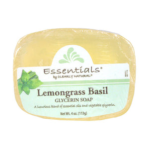 Clearly Natural Lemongrass Soap