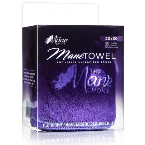 The Mane Choice Mane Towel- Anti Frizz Microfiber