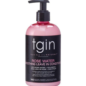 TGIN Rose Water Leave In Conditioner