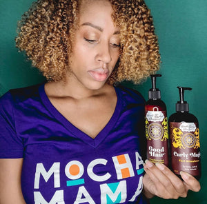 Uncle Funky's Daughter Mocha Mama Shirt