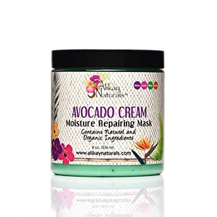 Avocado Cream Moisture Repair Mask