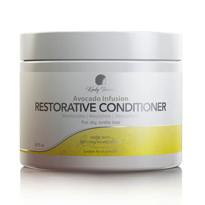 Kinky Tresses. Avocado Infusion Restorative Conditioner