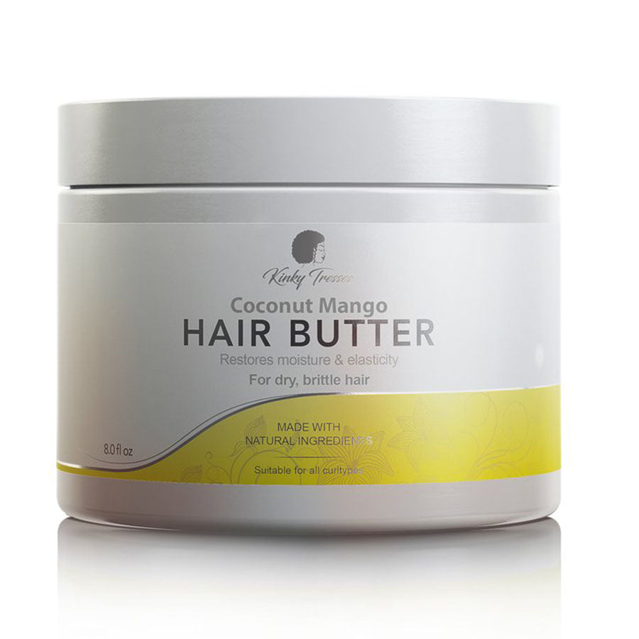 Kinky Tresses Coconut Mango Butter