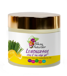 Lemongrass Slay & Lay Edge Gel