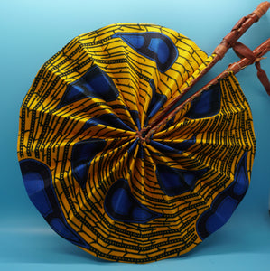 Handwoven Circle Fan