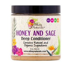 Honey and Sage Deep Conditioner