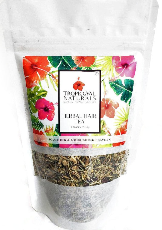 Tropicgyal Naturals Herbal Tea Rinse
