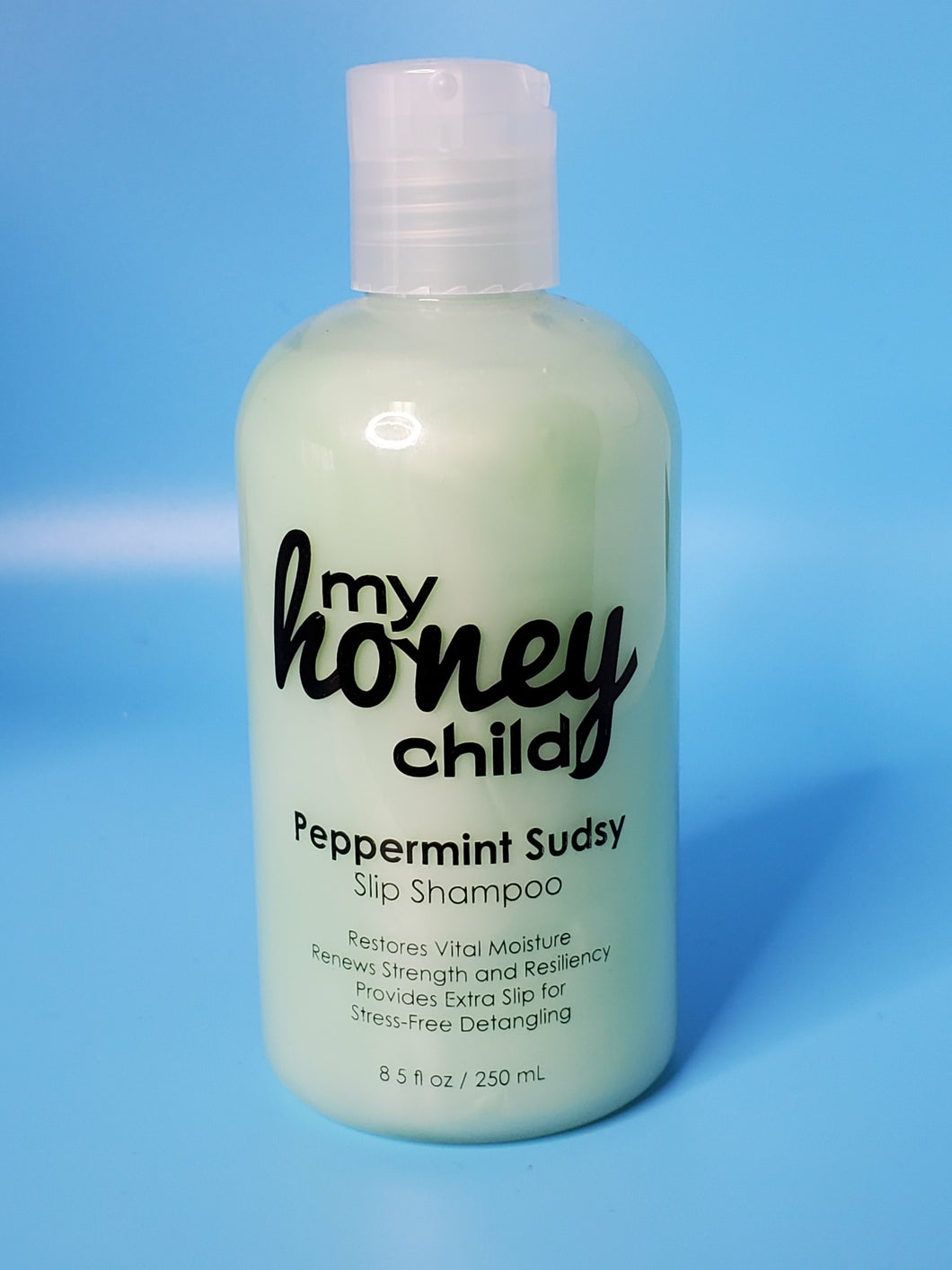 My Honey Child Peppermint Sudsy Slip Shampoo