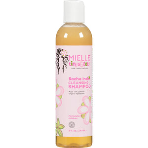 Mielle Tiny & Tot Sacha Inchi Cleansing Shampoo