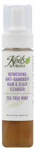 Refreshing Anti-Dandruff Hair & Scalp Shampoo Tea Tree Mint
