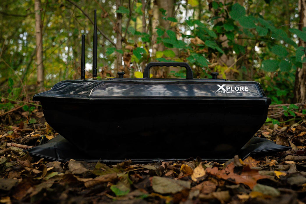 The Xplore Baitboat Mark II - FUTURE CARPING