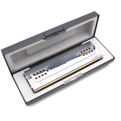 2-in-1 Dual-sided Tremolo Harmonica