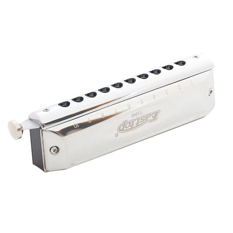 40 Switchable Tones Harmonica 10 Holes