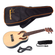 Aquila Strings Ukulele With Built-In EQ Bracket