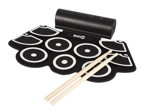 playlimba,Electronic Roll Up Drum Set,PlayLimba™,Electronic Drums