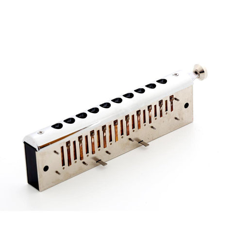 playlimba,40 Switchable Tones Harmonica 10 Holes,PlayLimba™,Harmonica