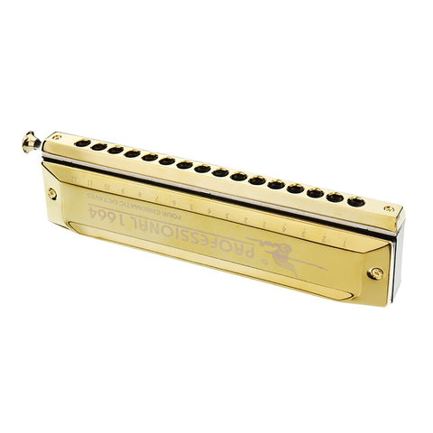 playlimba,High-end Professional Chromatic Harmonica 16 Holes 64 Tones,PlayLimba™,Harmonica