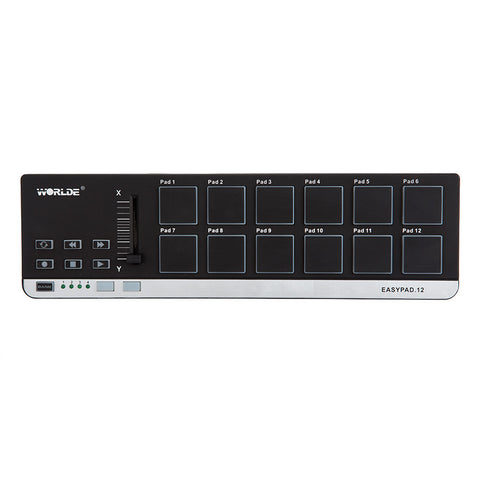 playlimba,Worlde Drum Pads MIDI Controller,PlayLimba™,Keyboard