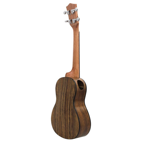 "playlimba,Irin Tenor Walnut Wood Ukulele 26"",PlayLimba™,Ukulele 3"