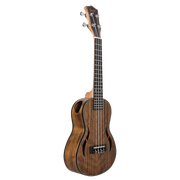 Irin Tenor Walnut Wood Ukulele 26″