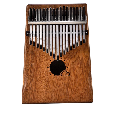 playlimba - PlayLimba™ 17 Keys Kalimba - Mahogany Thumb Piano with Bag Keyboard Marimba - PlayLimba™ - 100005497