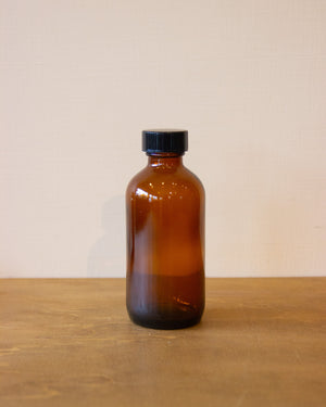 Amber Bottle - 4oz