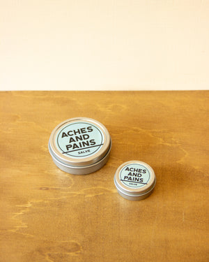 Aches and Pains Salve