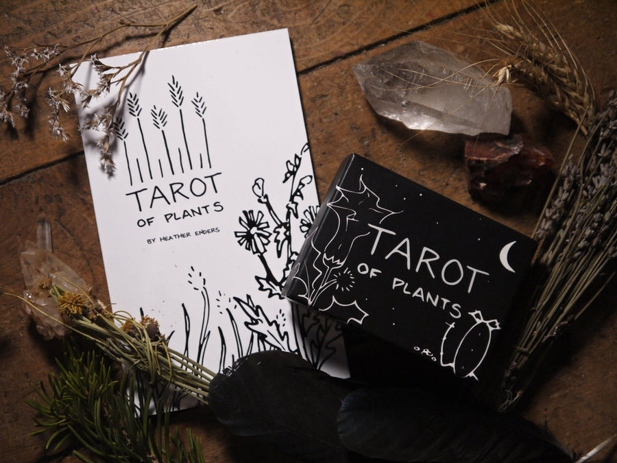 Tarot of Plants Guidebook
