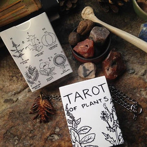 Tarot of Plants