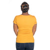 Ladies Lion Match T-Shirt - Mustard