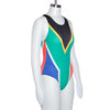SA Flag Girl's Costume