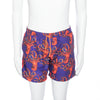 Octopus Shorts - Purple