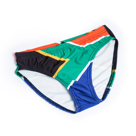 SA Flag Boy's Costume