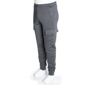 Pocket Track Pants - Charcoal