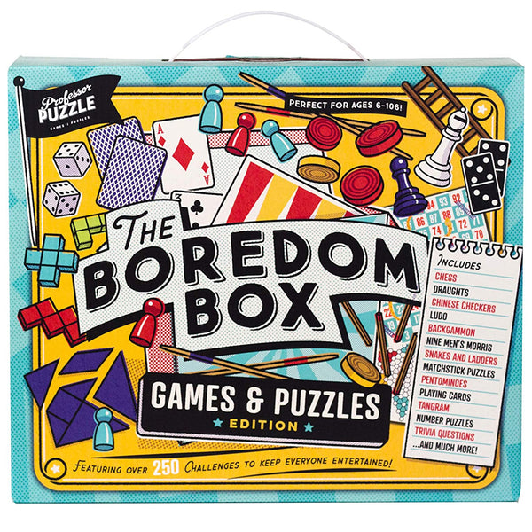 Indoor Boredom Box