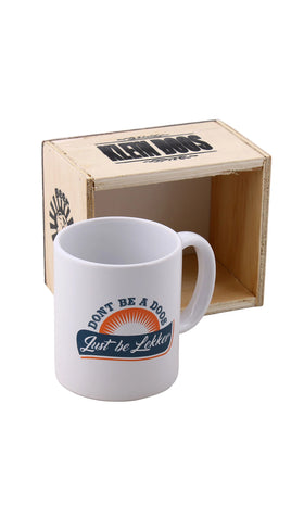 Be Lekker Coffee Mug