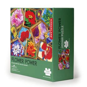 Flower Power Puzzle