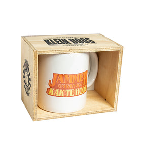 Coffee Mug - Jammer - White