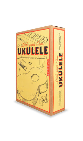Eukelele - Make Your Own