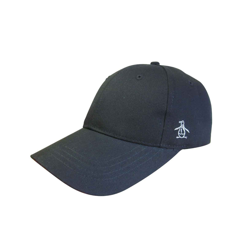 Original Penguin King Baseball Black Cap - ANTHEM
