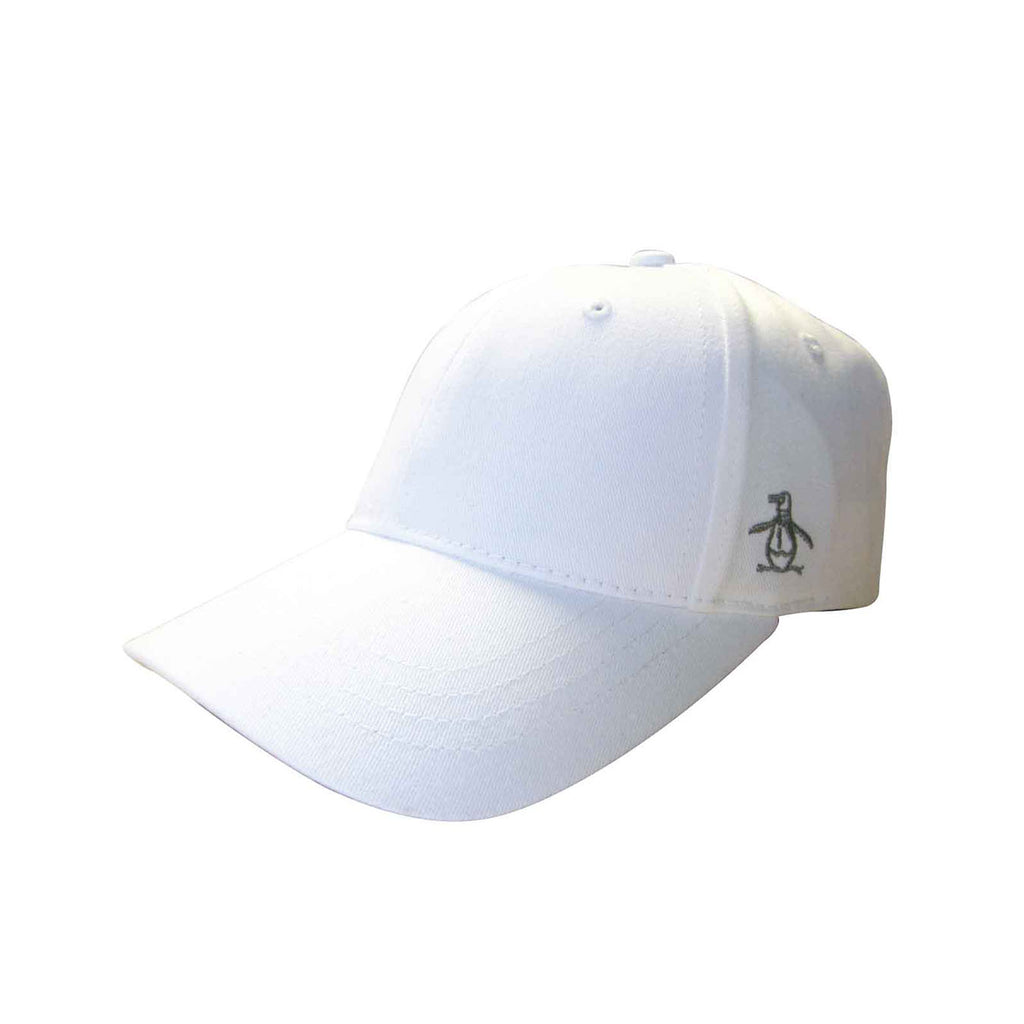 Original Penguin King Baseball White Cap - ANTHEM