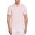 Perry Ellis 3 Button Polo Pink - ANTHEM
