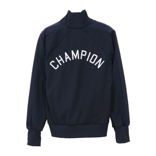 Champion Japan Full Zip Jacket - Navy