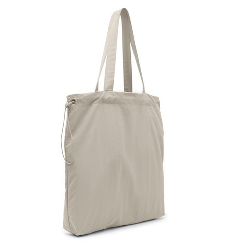 Beyond The Vines Toggle Tote Bag - Grey