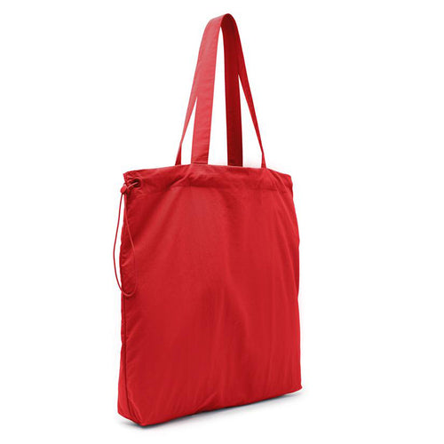 Beyond The Vines Toggle Tote Bag - Red